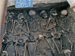 A look into the late medieval mass burial site at the Hospital of the Holy Ghost in the city of Lübeck
