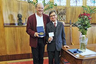 Honorary Medal Poznan University