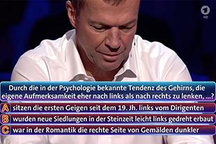 Lothar Matthäus bei