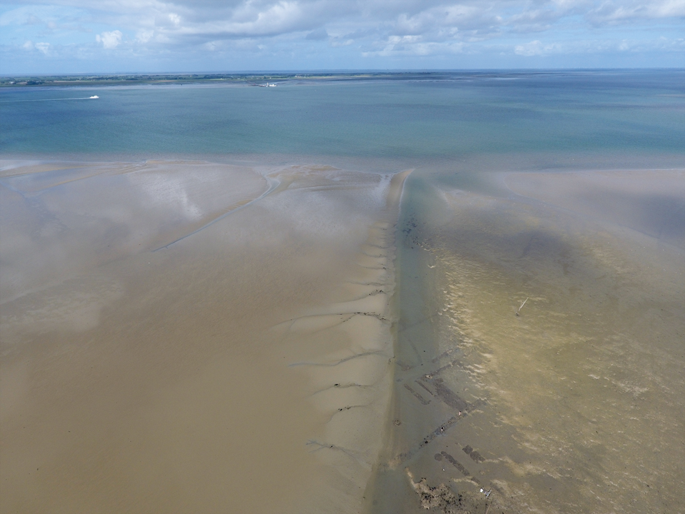 The Wadden Sea like many of the world's landscapes, including their archaeological heritage, are extremely vulnerable to climate change