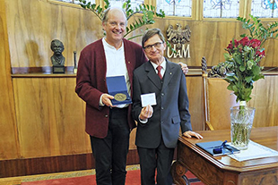 Honorary Medal Poznan University